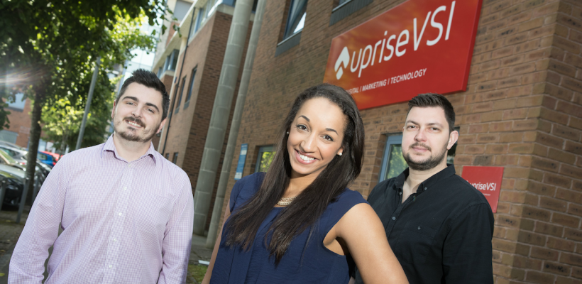 Welcoming Three New Members to the UpriseVSI Team