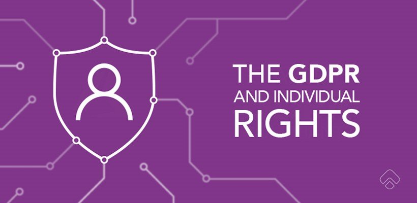 The GDPR and You – Know Your Rights