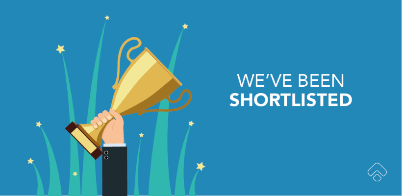 thinkBooker has been shortlisted for an award