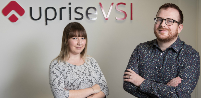 Welcoming Two New Members to the Expanding UpriseVSI Team