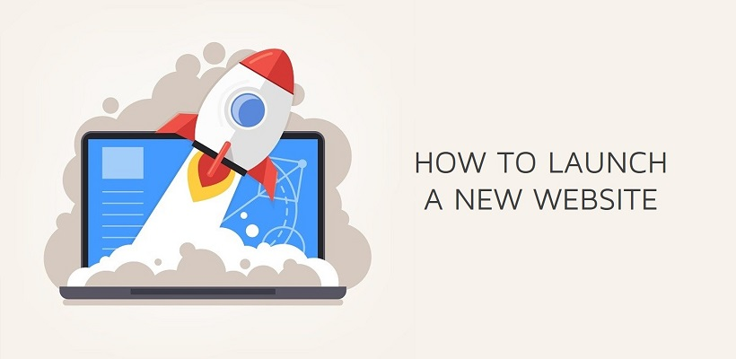 How to launch a new website: 5 live sites and 5 top tips